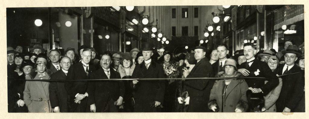 1 november 1929